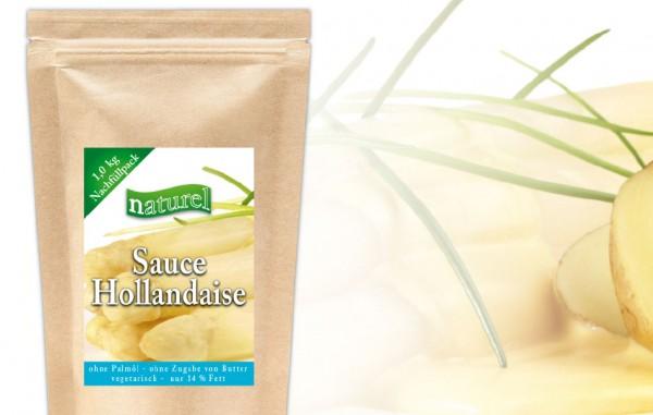 Sauce Hollandaise 1,0 kg Nachfüllbeutel